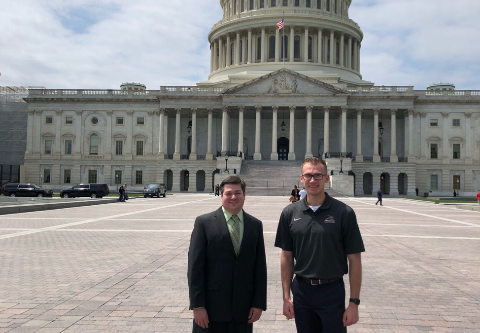 Norwich University Student Presents Cancer Research in DC